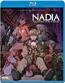 Nadia Secret of Blue Water: Complete/ [Blu-ray] [Import]