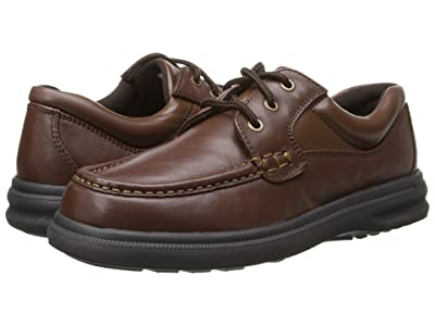 Hush Puppies Gus (Tan Leather) Men