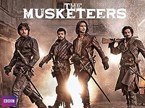 the three musketeers tv series