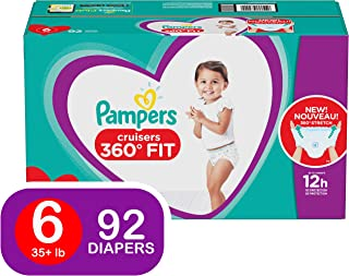 pampers pull ons