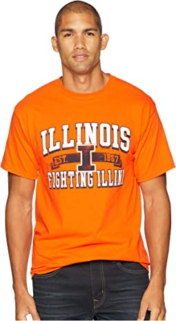 Illinois Fighting Illini Jersey Tee