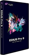 Grass Valley EDIUS Pro 9 Upgrade from Pro 8 or Workgroup 8, Boxed Version