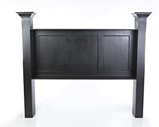 Bedroom Headboard with a Hidden Concealed Compartment. Allows Easy Access to Your Right to Bear arms or Hide valuables in Plain Sight.