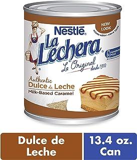 Nestle La Lechera Dulce de Leche Milk-Based Caramel 13.4 oz. Can