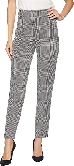 Glen Plaid Pants