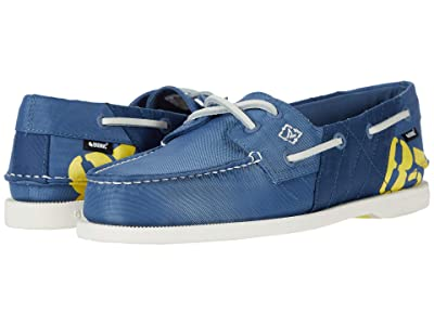 Sperry A/O 2-Eye Bionic (Blue) Men