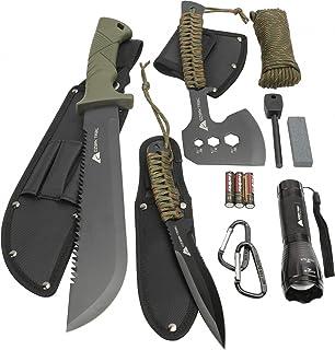 Camping Knives Tools Amazon Com