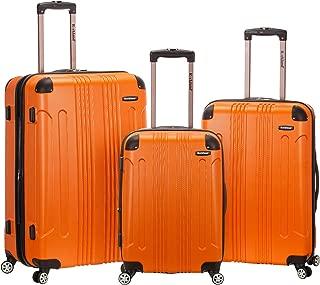 3 Piece Sonic Abs Upright Set, Orange, One Size