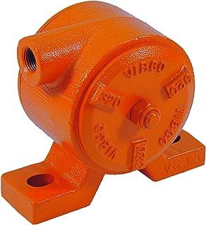 Pneumatic Vibrator, 600 Lb, 5200 Vpm, 80Psi
