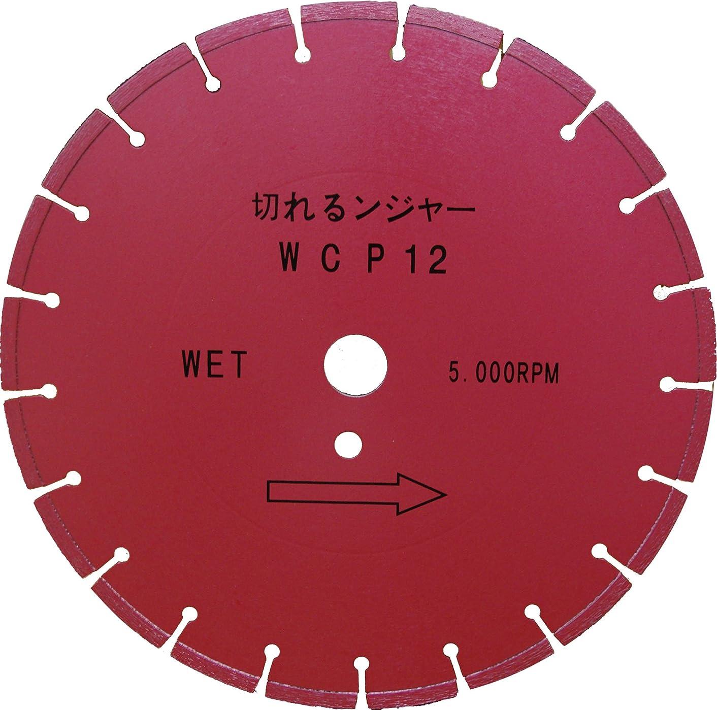 薬局省略受取人ダイヤモンドカッター 切れるンジャー 305×3.0×27(ピンホール付) WCP12