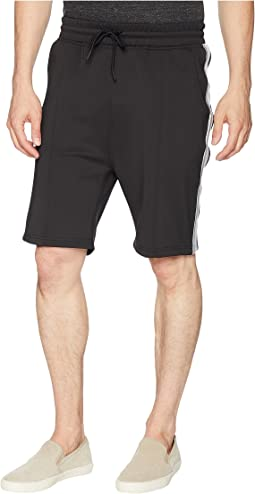 Mathias Side Ribbed Shorts