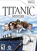 Best titanic mystery wii Reviews