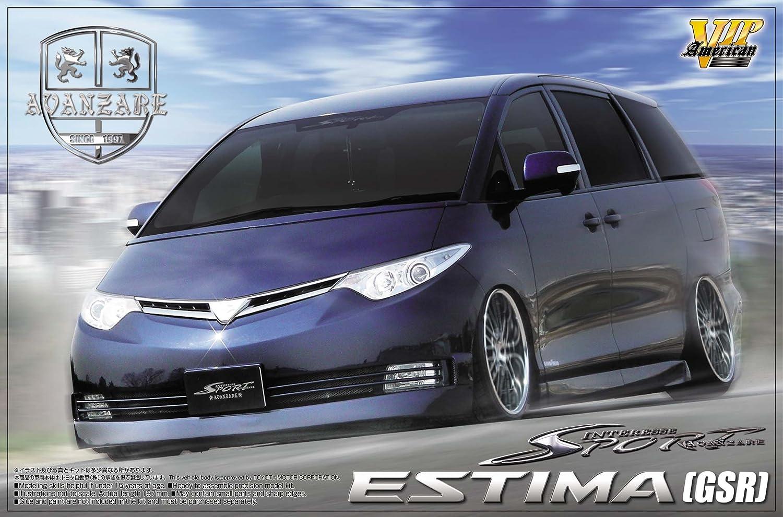 1 24 07 Toyota Estima MPV Sport Version (japan import) B002ZME5OS Neues Produkt    Elegant Und Würdevoll