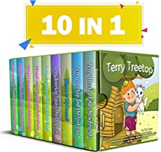 The Terry Treetop & Abigail Children Picture Book Collection: Great for Kids Ages 3 - 5 & Beginner Readers