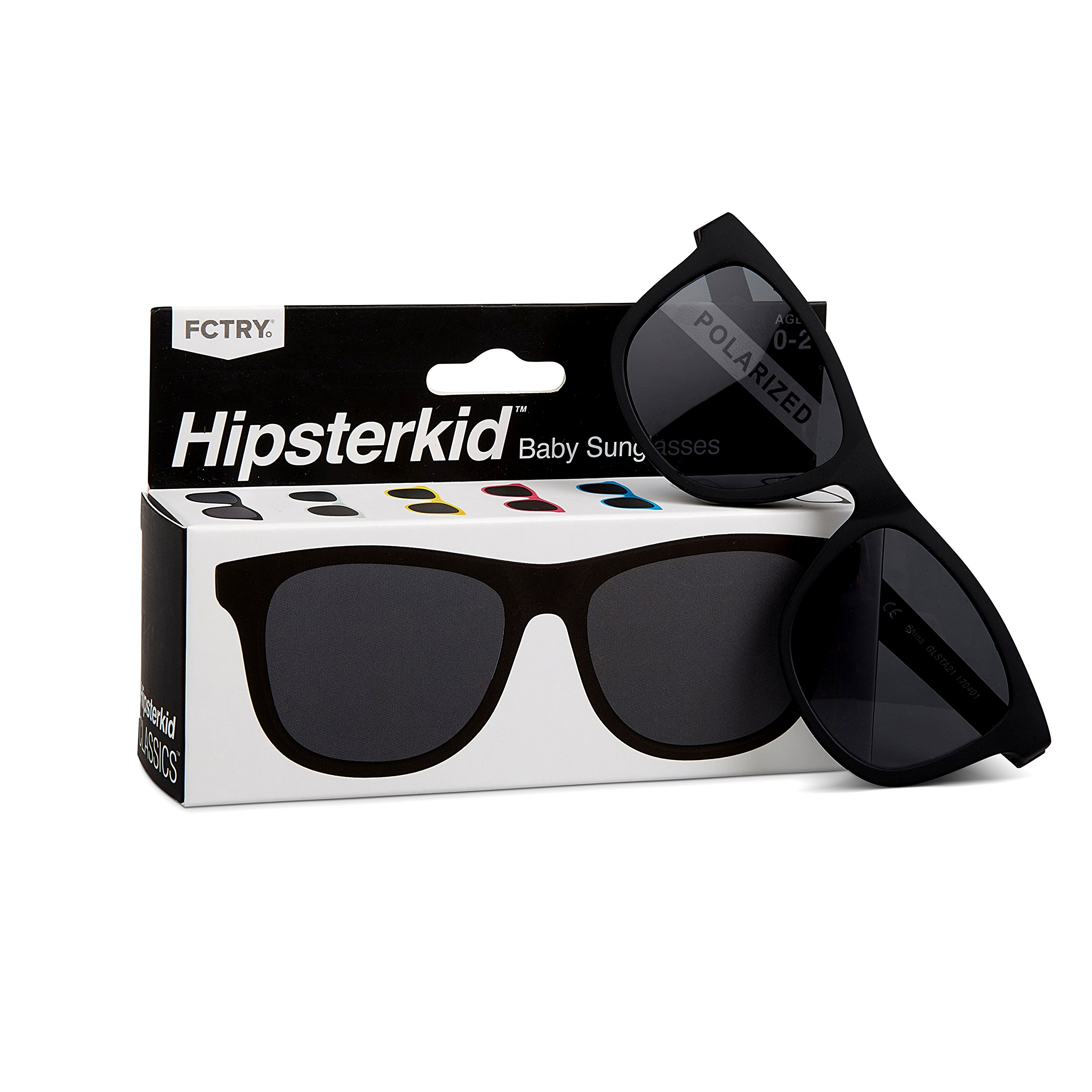Hipsterkid Warranty Protected Polarized Sunglasses