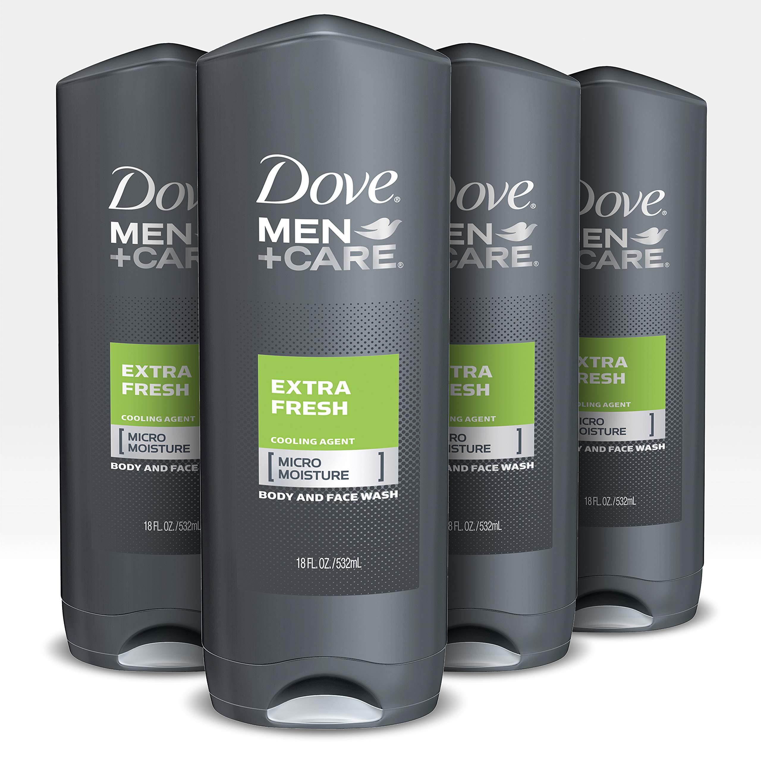 dove men care shower gel