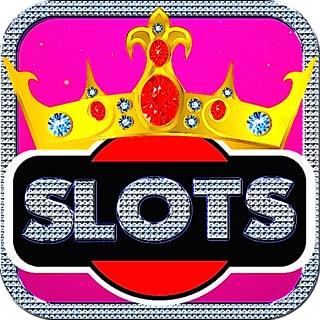 Jewels Unique Slots Queen Crown Treasure Slots Free for Kindle Fire HD Slot Machine Games Free Casino Vegas Slots Offline Free Multiple Reels Joy Bonuses