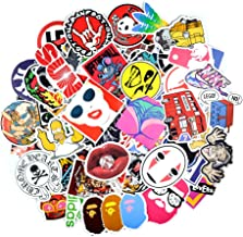 Car Stickers[100pcs], Vinyl Stickers Graffiti Bomb Decal Perfect to Personalize Car Laptop Skateboard Luggage Bumpers Bike Motorcycle Helmet Guitar Snowboard Stickers for Kid