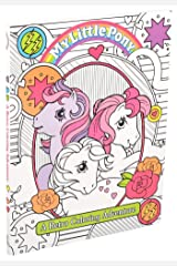 My Little Pony Retro Coloring Book Paperback