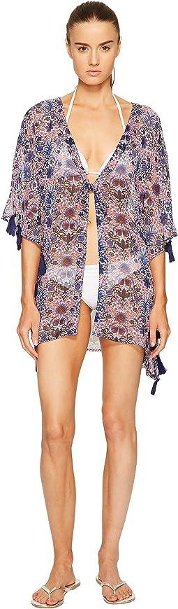 Letarte - Kimono w/ Tassels
