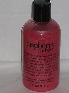 Philosophy Raspberry Sorbet Shampoo/shower Gel/bubble Bath 8oz