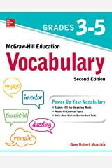 McGraw-Hill Education Vocabulary Grades 3-5, Second Edition Kindle Edition