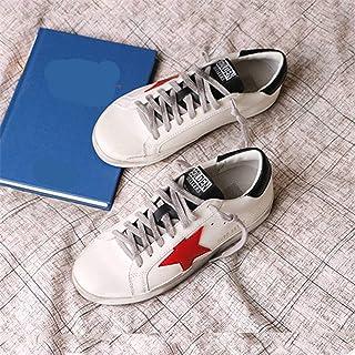 N-B Scarpe da Donna Nuova Moda Coreana Scarpe sporche Scarpe Sportive Traspiranti Scarpe Casual Scarpe Bianche Scarpe Ciel...