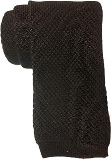 Hugo Boss Brown Knitted Tie