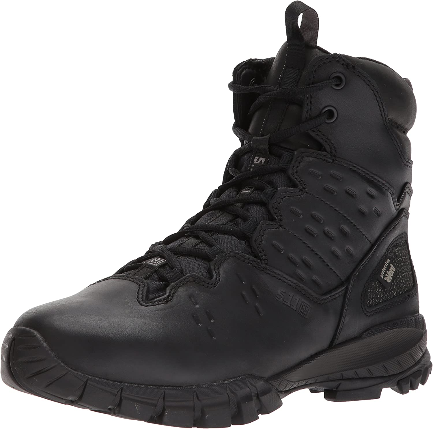 5.11 Men's XPRT 3.0 Waterproof 6  Boot Fire and Safety