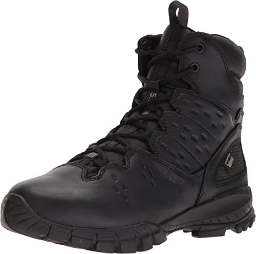 5.11 Men's XPRT 3.0 Waterproof 6  Stiefel Fire and Safety, schwarz, 11 Medium US