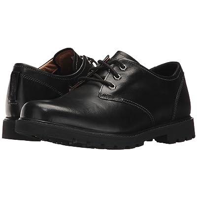 Dunham Royalton Oxford Waterproof (Black) Men