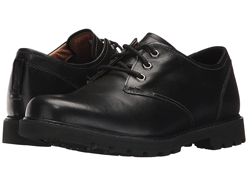 Dunham Royalton Oxford Waterproof (Black) Men