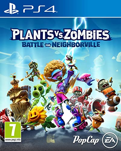Plantas Vs Zombies Ps4