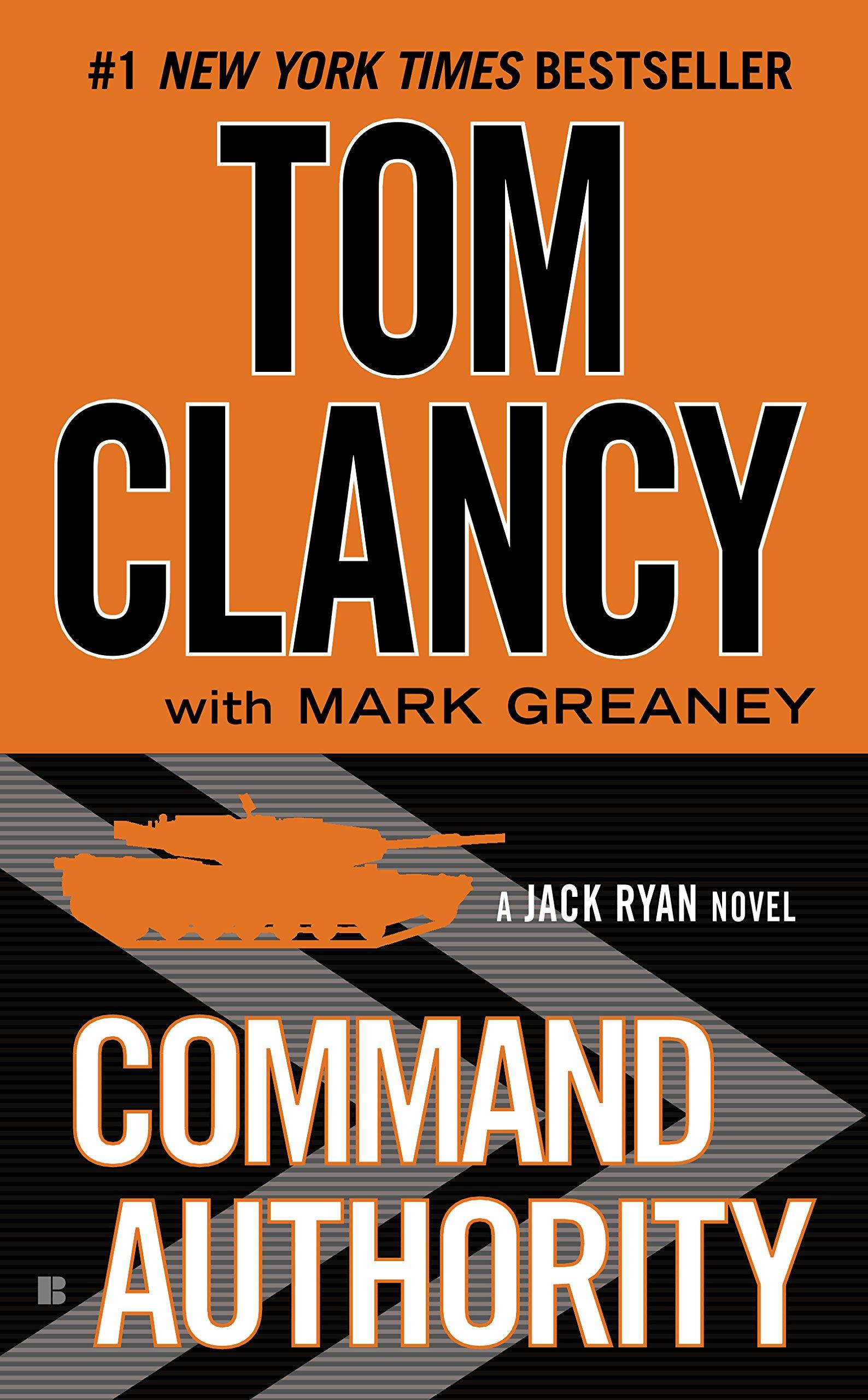 Command Authority (Jack Ryan Universe Book 16)