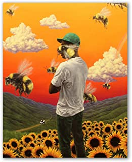 Kai'Sa Tyler The Creator & Hornets Poster Art Print Posters, 8×10 inches Unframed Canvas Print