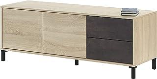 Amazon.es: mueble industrial - Mesas para TV / Mesas y soportes para TV: Electrónica