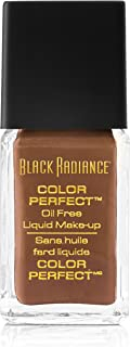 Black Radiance Color Perfect Liquid Make-Up, Brownie, 1 Ounce
