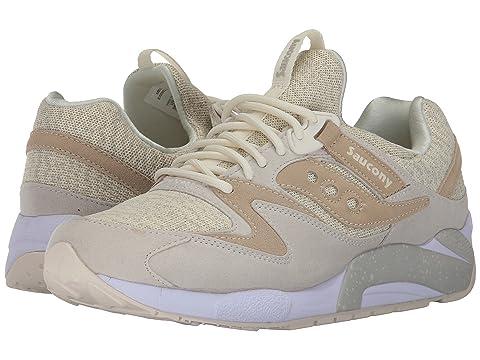 6PM:saucony 圣康尼 Originals GRID 9000 KNIT 男士复古跑鞋 特价仅售$44.99