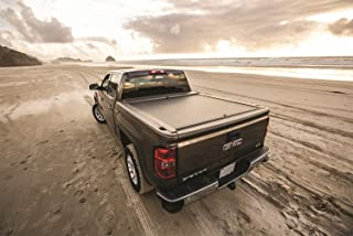 Roll-N-Lock BT221A Locking Retractable A-Series Truck Bed Tonneau Cover for 2014-2018 Silverado & Sierra 1500 | Fits 6.6' Bed