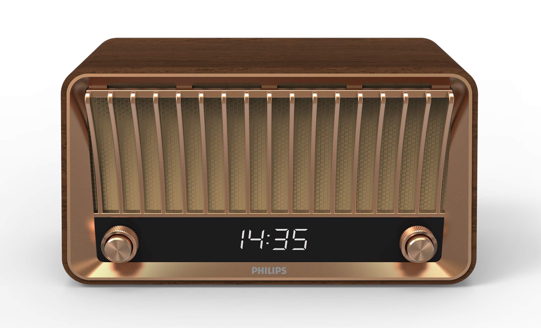 Philips Radio VS700/10 Bluetooth Dab+ Radio (Bluetooth, Dab+, 2 ...