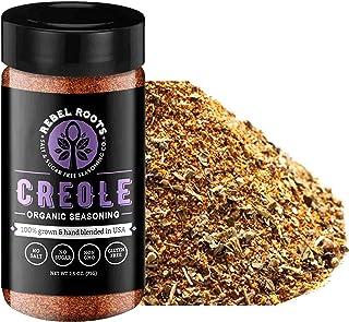USDA Organic Salt Free Seasoning, No Salt Seasoning, Non-GMO Certified, Sugar Free Seasoning, Meal Prep Seasoning, All Nat...
