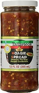 Tallarico's Hot Hoagie Spread 12oz.