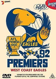 AFL Premiers 1992 West Coast