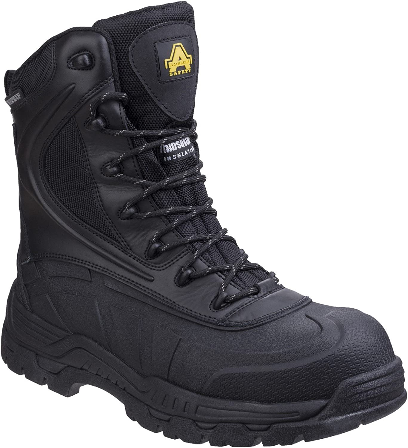 Amblers Safety Unisex Adults Hybrid Metal Free High Waterproof Safety Boots