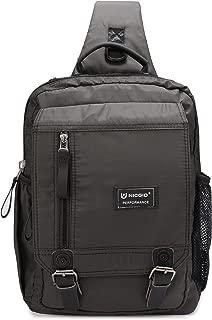 Sling Bag Cross Body Shoulder Backpack, Messenger Shoulder Bag Travel Chest Bag Outdoor Sport Pack Men Women