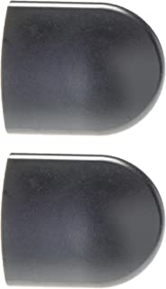 White AP Products 0121.2100 018-314 Economy Rubber Slide-Out Seal with Wiper and Tape-5//8 x 1-15//16 x 35