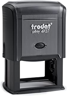 Trodat Printy 4927 Personalized Individual Custom Self Inking Stamp (1-9/16