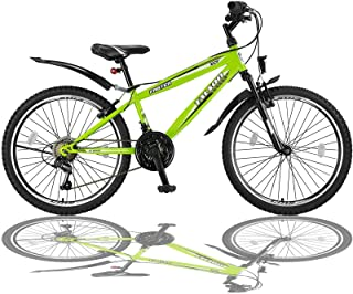 26 Zoll Carbon Steel Mountainbike 21-Gang Rennrad Fahrrad Vollfederung MTB Erwachsenenfahrrad,Studentenfahrrad,Fahrrad,Cityr/äder ererthome Mountainbike