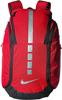 University Red Black Metallic Cool Grey. 39. Nike. Hoops Elite Pro Backpack 1e4196bc9d4f9