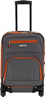Rockland Pasadena Softside Spinner Wheel Luggage